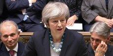 Contrairement à sa ministre du Travail, Theresa May a exclu toute possibilité de nouveau référendum.