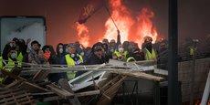 Une vingtaine de photos pour témoigner de la violence des manifestations du samedi 8 décembre à Toulouse.