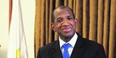 Kabiné Komara, l'ancien Premier ministre guinéen a étoffé son carnet d'adresses et renforcé son réseau.