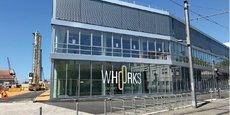 Les bureaux partagés Whoorks ouvriront leurs portes au premier semestre 2019 à Bacalan