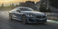 La Série 8 symbolise la stratégie de montée en gamme de BMW.