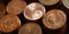 L'INFLATION EN ZONE EURO REVUE EN BAISSE À 1,9% SUR UN AN EN NOVEMBRE