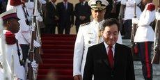 Lee Nak-yeon, le Premier ministre sud-coréen rencontre aujourd'hui mardi 18 décembre, son homologue tunisien, Youssef Chahed.