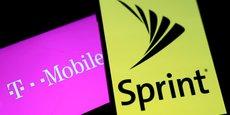 T-Mobile et Sprint, respectivement troisième et quatrième opérateurs mobiles aux États-Unis en nombre d'abonnés, ont annoncé en avril leur fusion pour environ 26 milliards de dollars.