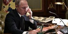 LA RUSSIE SE DOTERA DE MISSILES INTERMÉDIAIRES SI RETRAIT US, DECLARE POUTINE
