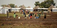 L'ONU CHERCHE 2,7 MILLIARDS DE DOLLARS POUR LES RÉFUGIÉS SUD-SOUDANAIS