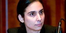 Rosa Akbari, conseillère pour l'ONG Mercy Corps.