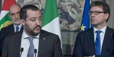 Matteo Salvini en 2018