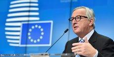 Devant un parterre d'homme d'affaires, le président de la Commission, Jean-Claude Juncker, a défendu les règles antitrust européennes, soulignant qu'en près de 30 ans, l'exécutif avait approuvé plus de 6.000 unions et n'en avait rejeté qu'une petite trentaine.