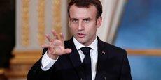 Emmanuel Macron sera en déplacement, le 18 janvier, dans le Lot