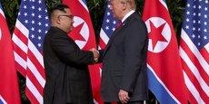 Après le premier sommet, les discussions américano-nord-coréennes se sont trouvées par la suite au point mort.