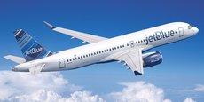 Avant cette commande, JetBlue comptabilisait déjà au sein de sa flotte plusieurs dizaines d'engins d'Airbus.