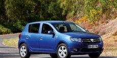 La Dacia sandero II sera produite au Maroc.