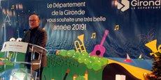 Jean-Luc Gleyze souligne les fractures sociales et territoriales qui traversent la Gironde et refuse toute fusion entre le Département et la Métropole de Bordeaux.
