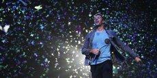 Le chanteur Coldplay fait partie des artistes les plus streamés sur les plateformes comme Deezer, Spotify, Qobuz ou Apple Music.