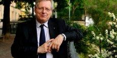 Bernard Devert, fondateur du mouvement de lutte contre le mal logement / Habitat et Humanisme / Guillaume Atger