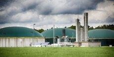 Usine de biométhane en Allemagne. Le gouvernement français veut bien développer le biogaz, à condition que ses tarifs de rachat baissent fortement.