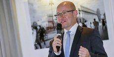 Jean-Luc Gleyze, président (PS) du Conseil départemental de Gironde, est un fervent partisan de l'expérimentation du revenu de base.