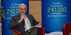 Alain di Crescenzo, président de la CCI Occitanie, rédige une étude sur le plan d'économies imposé par le gouvernement