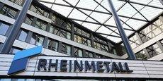 Stratégiquement, Rheinmetall veut progresser dans la chaîne de valeur dans les programmes d'armement terrestre