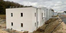 Cet agrandissement va permettre au site de Boussens d'améliorer sa logistique.