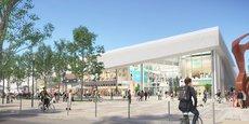 D'ici 2021, le centre commercial Grand'Place changera de visage. Un important projet de rénovation est désormais acté.