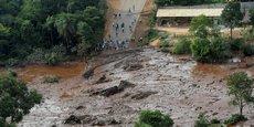 Les causes de la rupture du barrage n'ont toujours pas été établies.
