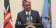 Uhuru Kenyatta, président du Kenya : « Je tiens à rassurer les Kényans que, peu importe le coin de la planète où l'on cache des fonds volés au Kenya, la richesse illicite n'est plus hors de portée du gouvernement ».