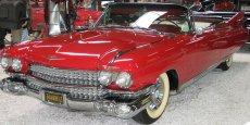 Cadillac Eldorado Cabriolet 1959 / Wikipédia
