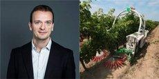 Olivier Martineau est le nouveau directeur financier de Naïo Technologies.