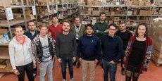Aurore Market compte déjà 17 salariés.