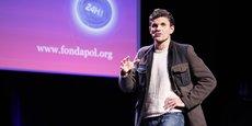 Pierre Pezziardi, créateur de Fondapol, le premier incubateur public de startups.