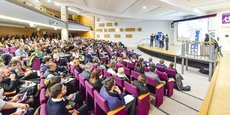 Plus de 300 personnes ont assisté au lancement, lundi 28 janvier, du Palmarès 2019 des entreprises qui recrutent à Bordeaux et dans sa métropole