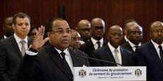 Le premier ministre Julien Bekalé a remanié son gouvernement qui a pris fonction le 15 janvier dernier.