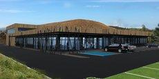 À Narbonne, le BioResourceLab sera le centre de recherche et d'innovation de Suez, dédié à la valorisation des déchets organiques.