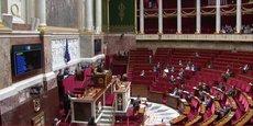L'hémicycle de l'Assemblée nationale, ce jeudi 31 janvier 2019, lors du rejet de la proposition de loi sur l'expérimentation d'un revenu de base.
