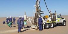 Au total, se sont donc 1.180 tonnes d'oxyde d'uranium mauritanien qui sont concernés par cette opération.