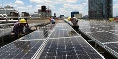 Le solaire ne représentait que 4% du bouquet énergétique de l'UE l'année dernière, mais les nouvelles capacités solaires ont augmenté de plus de 60% pour atteindre près de 10 gigawatts en 2018.