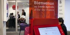 Le Crédit Agricole Île-de-France a rencontré 400 startups l'an dernier et multiplie les co-développements.