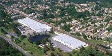 Cestas est la seule usine à produire les biscuits de la marque Mikado en Europe. Elle dispose de 3,5 hectares de bâtiments sur un terrain de 14 ha.