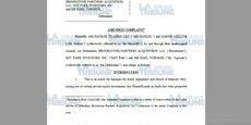 Selon les minutes d'une plainte déposée le 27 mai 2011 auprès de la division de Miami de la cour du district sud de l'Etat de Floride, Michael Toporek a été attaqué par Gianni Gelleni, un investisseur vénézuélien et patron d'Archangel Trading LLC, avec lequel une discrète transaction amiable a été négociée, obligeant Toporek à verser un dédommagement substantiel à M. Gelleni.