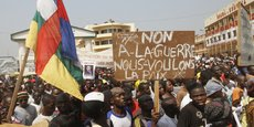 Sur fonds d'appartenances ethnico-religieuses, la Centrafrique a sombré dans une instabilité presque chronique depuis la chute de François Bozizé en mars 2013.