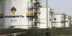 La société Rosneft est visée par Wahsington via des sanctions contre son patron Igor Satchine. (Photo Reuters)