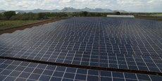 GreenYellow inaugure une centrale solaire à Solitude sur l'île Maurice.