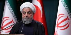 Nous allons continuer à avancer et à développer notre puissance militaire, a assuré le président iranien Hassan Rohani, selon les propos diffusés par la télévision d'Etat iranienne.
