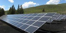 Avec cette opération, EDF Renouvelables déclare atteindre 320 MWc bruts de capacités photovoltaïques