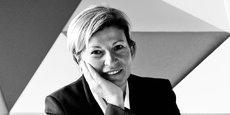 Céline Bourdin, Présidente de CGMP, à Tuffé (Sarthe).