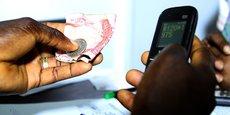 Selon les données officielle, le volume journalier moyen des transactions de mobile money en Côte d'Ivoire s'élevait à 23 millions d'euros en 2018.