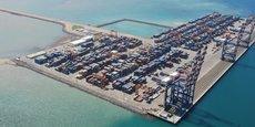 Port de Doraleh, Djibouti.
