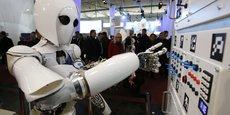 Les robots humanoïdes représentent un marché mondial que le cabinet Reports nReports évalue à 320 millions de dollars pour 2017 avec une projection à 4 milliards d'ici 2023.